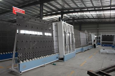 China Omron Control Insulated Glass Machine , Double Glass Machine CE Approval factory