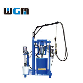 ST06 Manual Silicone Glue Spreading Machine Insulating Glass Sealing Machine Air Motors System