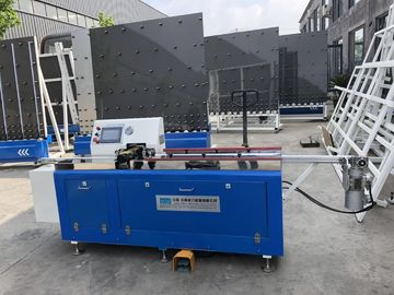 Blue Butyl Extruding Machine , Hot Melt Butyl Machine For Insulating Glass And Double Glazing