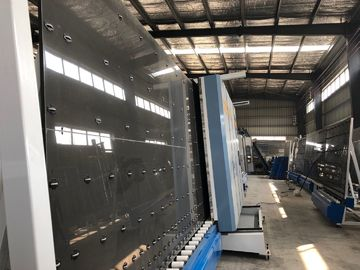 China Professional Vertical Double Glazing Machinery Insulating Glass Washing Machine factory