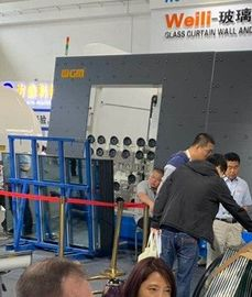 Efficiency Insulating Glass Unloading Machine For Double Glazing Machine