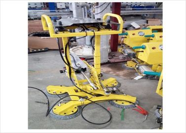 China Industrial Glass Vacuum Lifter 150-260kg Sucking Weight 90 Degree Turning Angle factory