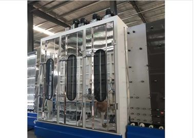 2500mm Double Glazing Machinery Automatic Flat Press Insulating Glass Produce Line